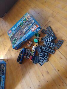 LEGO City 60052 - Güterzug  mit OVP