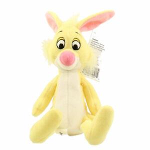 Disney Bean Bag Plush - RABBIT (Winnie the Pooh) (10 inch) - Mint w/Tag