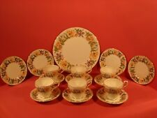 PARAGON COUNTRY LANE PATTERN, PART TEA SET/SPARES
