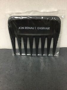 Jon Renau WIDE TOOTH COMB to style, detangle wigs, hairpieces, extensions