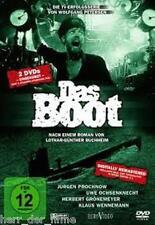 DAS BOOT (Wolfgang Petersen) ungeschnittene TV-Fassung! 2 DVDs NEU+OVP