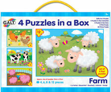 Farm Baby Educational Toys (0-12 Months)
