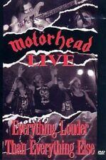 Live Everything Loud von Motörhead
