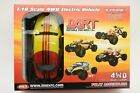 VRX18842-BT COLOR-YELLOW DART MT BRUSHLESS 1/18 SCALE 4WD ELECTRIC VEHICLE (REB)