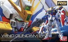 New Bandai RG 1/144 Endless WaltzWing Gundam EW XXXG-01W Plastic Model Kit F/S