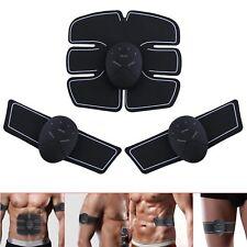 Intelligent EMS Body Fitness Abdominal Trainer ABS Muscle Stimulator Toner Kit