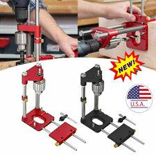 Woodworking Drill Locator-Drill Locate Guide Tools Adjustable Wood Drill Kits Us