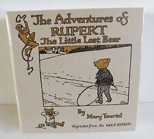 Classics Illustrated Rupert Annuals