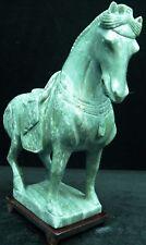 Jade Saddled Tang Horse (LH8)
