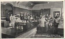 Bury. Municiopal Secondary School. Chemical Laboratory by Marshall Keene & Co.