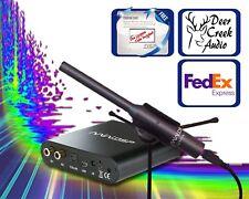 miniDSP 2x4 HD & UMIK-1 Combo Free Plugin Software USB DSP Equalizer REW 2x4HD