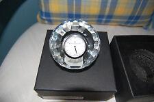 Royal Doulton Crystal Clock Round Ciragw25138