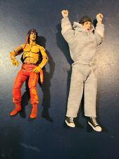 Neca Rocky/Rambo Bundle