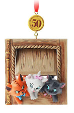 Disney Sketchbook The Aristocats 50th Anniversary Legacy Ornament New with Tags
