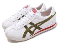Asics Onitsuka Tiger Corsair White Green Red Men's Size 11.5 Shoes 1183A199-100