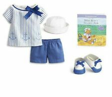 American Girl Doll Bitty Baby Twins Seaside Shorts Outfit New*