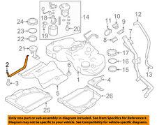Scion TOYOTA OEM 13-16 FR-S 2.0L-H4 Fuel System-Fuel Gas Tank Strap SU00301017