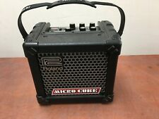 Roland Micro Cube Electric Guitar Amplifier Tested Working | SPK551