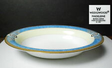 Wedgwood MADELEINE Oval Vegetable Serving Bowl, Made in England, Mint