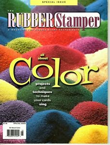 The Rubber Stamper Magazine - Special Issue - 2000 - All About Color