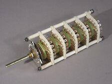 Centralab 5 Pole Potentiometer PA230-138