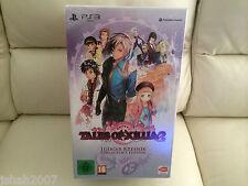 Tales Of Xillia 2 Ludger kresnik Collector's Edition Ps3 Nuevo ** ver **