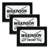 15 Blades WILKINSON SWORD | Double Edge Razor Blades | Safety DE | Int. Post