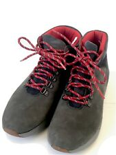 NEW Timberland Kiri Up Charcoal Gray Women Hiking Boots Size 9 US