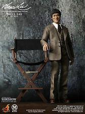 SIDESHOW HOT TOYS BRUCE LEE 70 S suit-Costume Version 12 pouces Action Figurine Statue