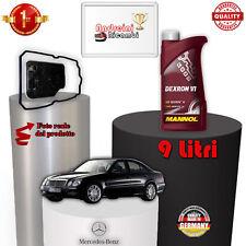 KIT FILTRO CAMBIO AUTO E OLIO MERCEDES W211 E 280 CDI 130KW 2006 -> 2008 1076