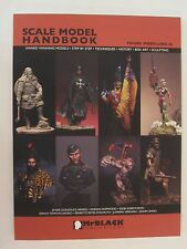 Mr. Black Scale Model Handbook - Figure Modelling 16, 50 pages, full color