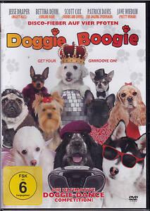 Doggie Boogie - Disco-Fieber auf vier Pfoten *DVD*NEU*OVP* Jesse Draper - Hunde