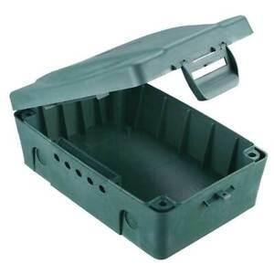 Masterplug IP54 Waterproof Weatherproof Outdoor Electric Socket Box Garden Power