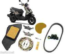 Pack Révision Courroie Galet Filtre Frein  Yamaha Bw's 125 2010-2012
