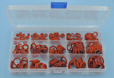 Silicon rubber O-Ring Gasket Assorted Kit  VMQ Material Mixed 15Values 225pcs