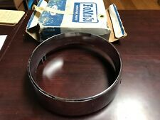 NOS OEM Ford 1967 Mercury Headlight Door Bezel Headlamp Monterey Montclair L.H.