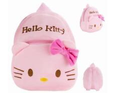 New Cute Pink Hello Kitty Backpack Child Preschool Bag Plush Schoolbag Candy Bag