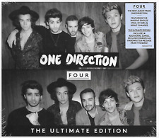 CD TOUT NEUF new & sealed 2014 ONE DIRECTION FOUR ULTIMATE EDITION 16 tracks