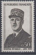 FRANCE TIMBRE NEUF N° 1695 ** LE GENERAL DE GAULLE EN JUIN 1940