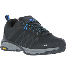 DLX Keyboard II Mens Outdoor Walking Hiking Trainers Shoes - Black