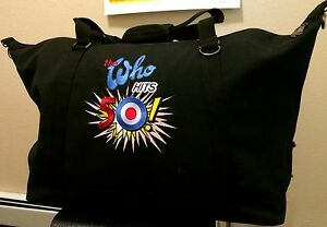 The Who Hits 50! -  2015 Tour - VIP Duffel Bag / Gear Bag / Weekend Bag