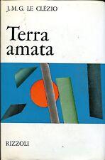 J. M. G. Le Clézio = TERRA AMATA