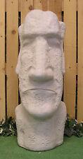 Easter Island Head Tiki Rapi Nui Moai Latex Fiberglass Production Mold Concrete