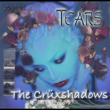 THE CRUXSHADOWS - Tears [ECD] (CD, 2001, Dancing Ferret Discs) Gothic Rock, NEW