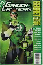 GREEN LANTERN SECRET FILES & ORIGINS 2005 / DC COMICS