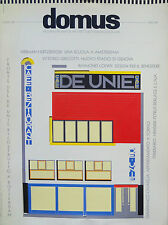 DOMUS. Monthly review of architecture, interior design..Apr 1987 n°682- ST160