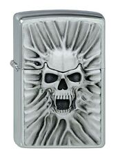 Zippo Scream of Sand - 3d Collection Spring 07