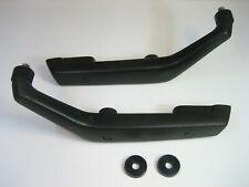 Original Vintage Volvo Door Arm Rests Black Left Right 140 240 1800 E ES 242