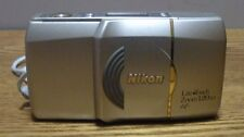 Nikon Lite Touch Zoom ED AF 35mm Film used Camera with zoom Lens and soft case