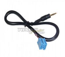 AUX Line In Adapter für Smart fortwo 450 1997-2007 / MP3 3,5mm Klinke  #5061